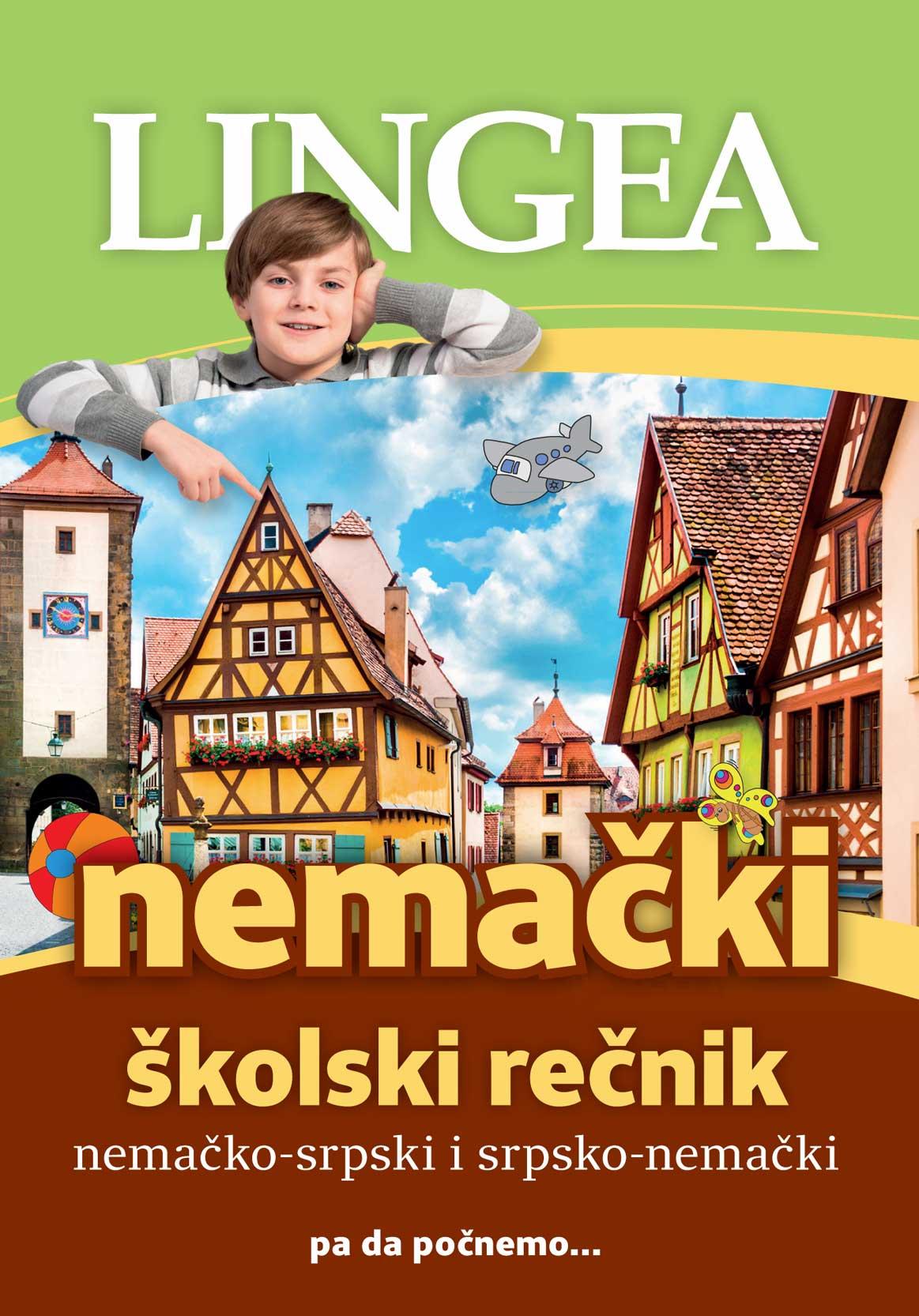 Nemačko-srpski i srpsko-nemački školski rečnik