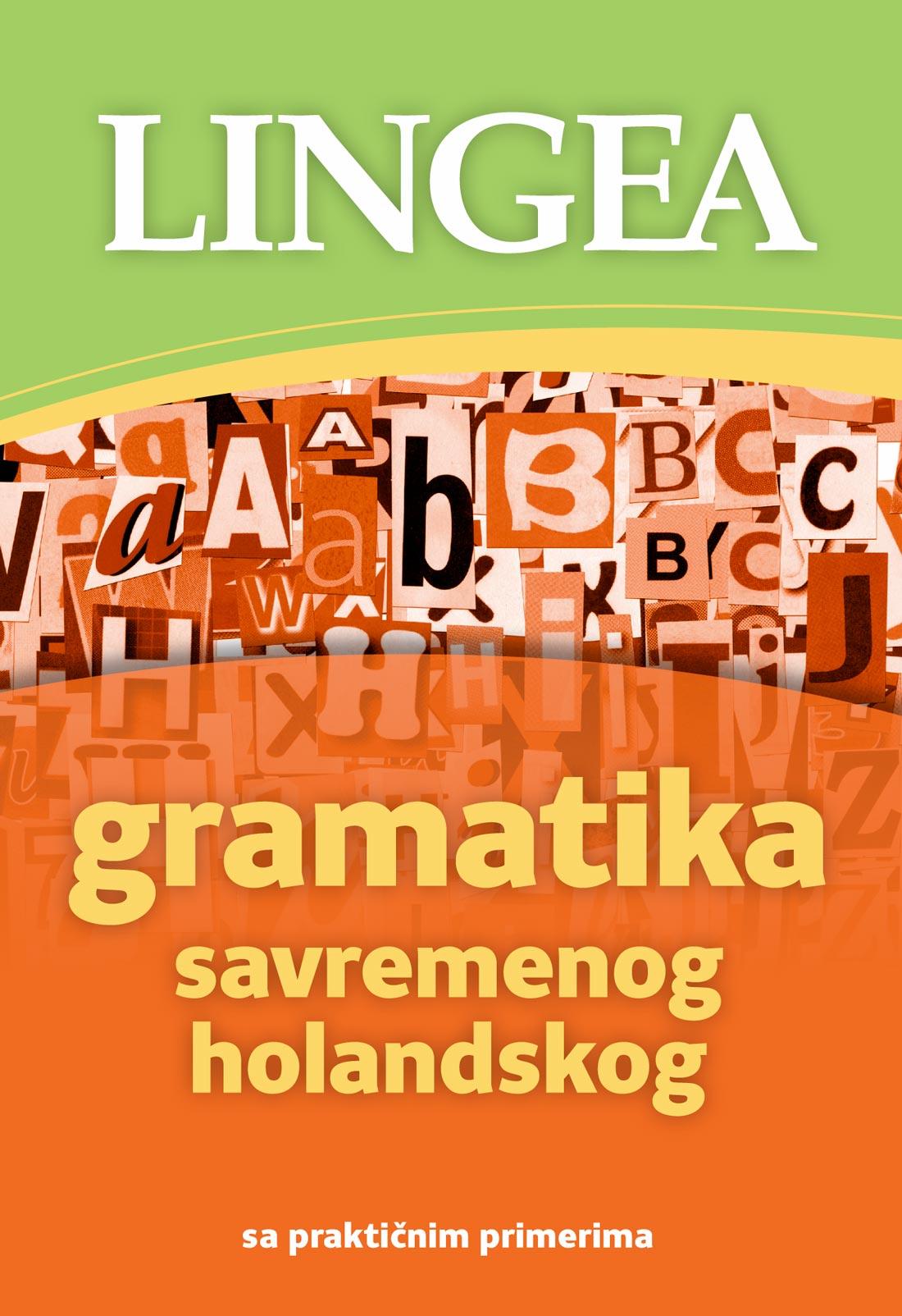 Gramatika savremenog holandskog