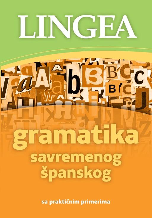 Gramatika savremenog španskog