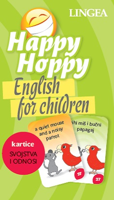 Happy Hoppy kartice II: Svojstva i Odnosi